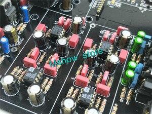 Image 3 - חדש hifi למעלה ES9038 ES9038PRO DAC מפענח התאסף לוח + TCXO 0.1PPM + שלט רחוק + אפשרות USB XMOS XU208 או Amanero