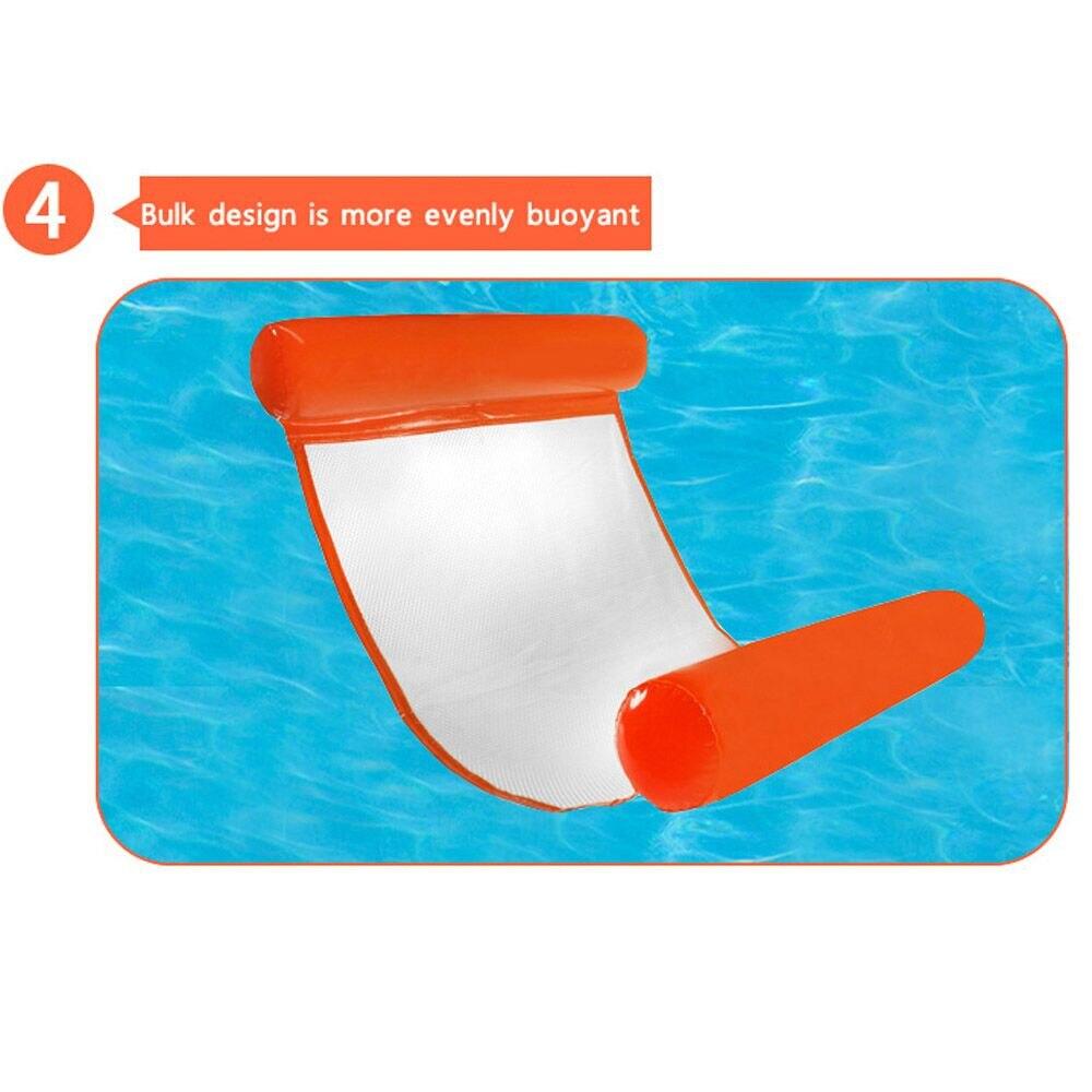 Плавательный круг из стул солнечных ванн плавательный складной бассейн надувной матрас летний плавательный круг из игрушки на открытом воздухе озеро река океан
