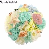 Customized-Bridal-Wedding-Roses-Shells-Peals-Beach-Bouquet-With-18-Pieces-Silks-Flowers-Bouquet-buque-casamento.jpg_200x200