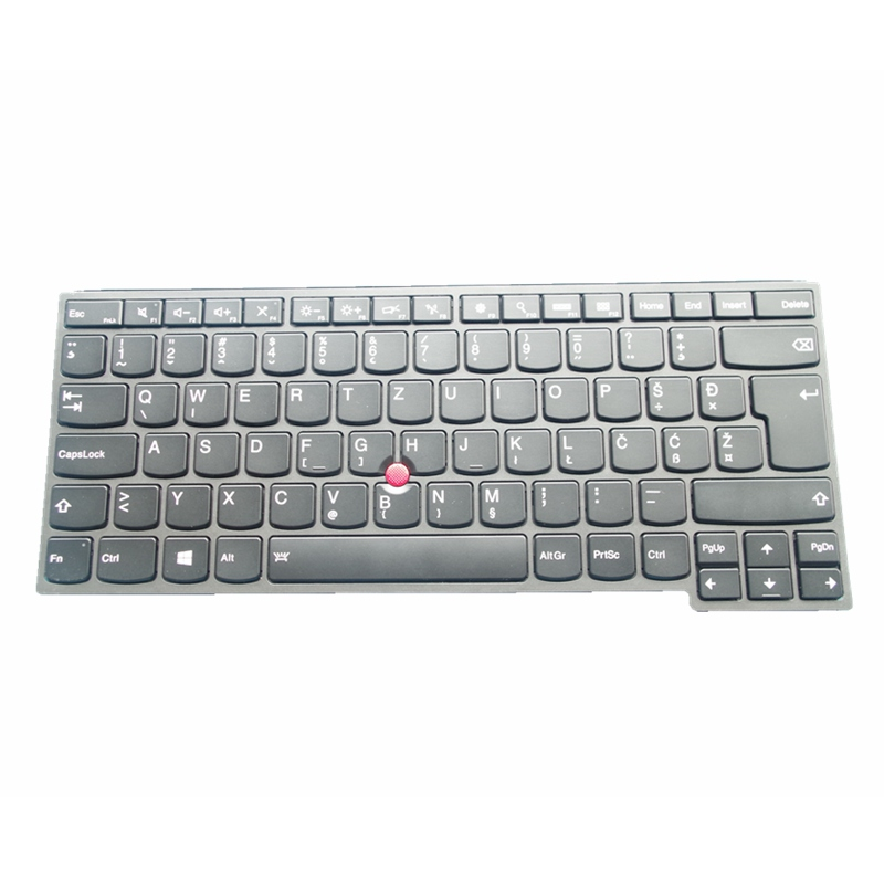 New  Keyboard FOR  LENOVO  Thinkpad YOGA 14 S3   European   laptop keyboard  Backlight галстуки