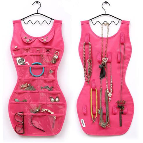 Fashionable Jewelry Organizers Bag StorageChangeable Sexy Dresser