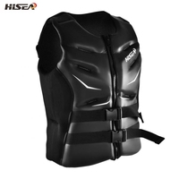 Hisea Adult Buoyancy Life Jacket Neoprere Quality Smooth YAMAMOTO Quality Life Jacket Vest Surfing Fishing Rafting Surfing Kayak