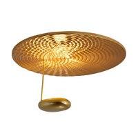 Post Modern Led Ceiling Light Novetly Droplet Mini Parled Round Metal Led Ceiling Lamp UFO Shape