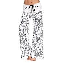 Дропшиппинг, женские леггинсы с цветочным принтом, для тренировок, длинные штаны для йоги, женские свободные удобные дышащие брюки, спортивные# Ju