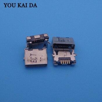 5PCS/LOT MINI Micro USB Charger Charging Port Dock plug jack socket Connector repair parts for Dell Venue 8 Pro 32GB Tablet