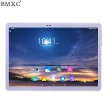 """10 pulgadas 3G 4G de Metal Tabletas de Teléfono de Llamada Tablet PC Quad Core Tarjeta SIM 1920*1200 HD de Pantalla tablet Android 10 """"Tablet con GPS WIF"""