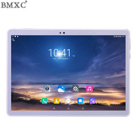 10 Inch 3G 4G Metal Cover Call Phone Tablet PC Quad Core SIM Card 1280 800
