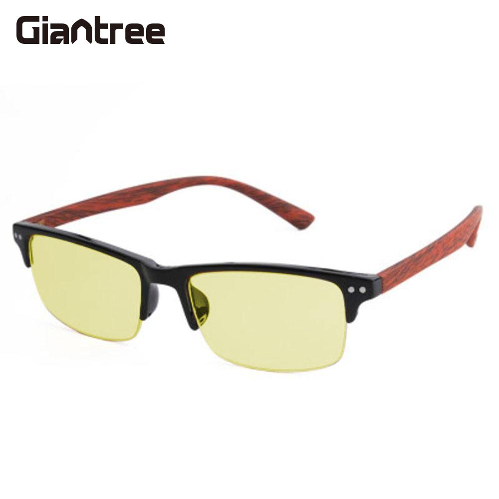 gaintree Office Reading Glasses Goggles Blue Rays Radiation UV Protection HD Anti-glare reading literacy for adolescents