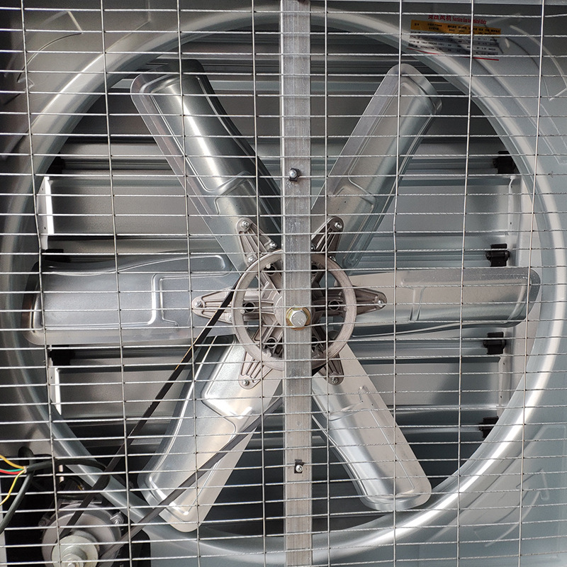 High-power Negative Pressure Fan Large Industrial Exhaust Fan Factory Powerful Ventilation And Exhaust Equipment