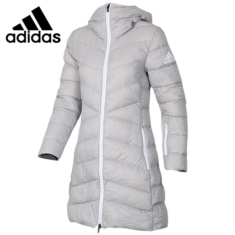 Original New Arrival 2018 Adidas W CW NUVIC Jkt Women's Down coat Hiking Down Sportswear original new arrival nike as m nsw jkt hd dn fll aop gld men s down coat hiking down sportswear