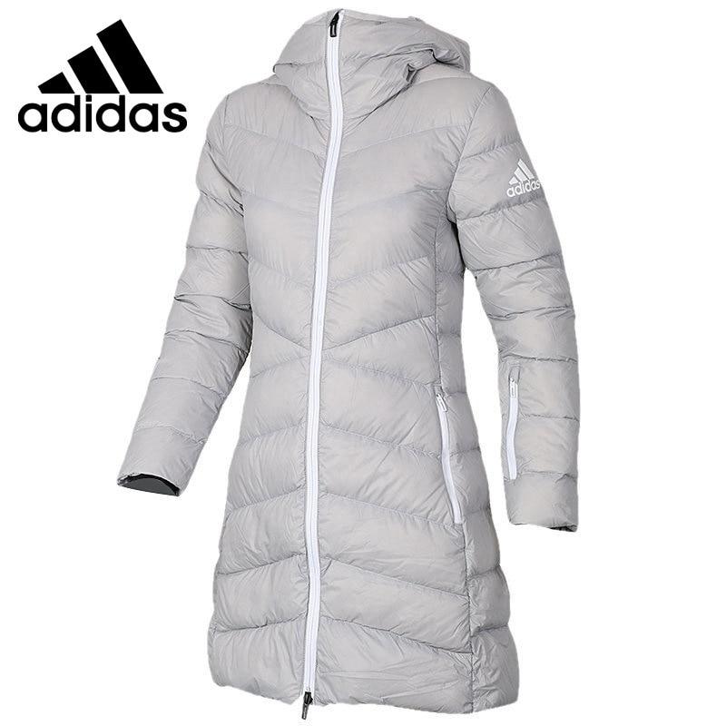 Original New Arrival 2018 Adidas W CW NUVIC Jkt Women's  Down Coat Hiking Down Sportswear