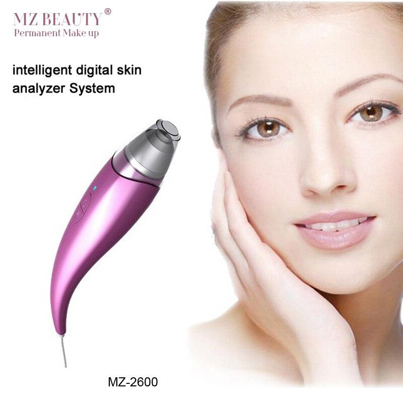 Neue Ankunft Mode Haut & Gesichts Gesicht Feuchtigkeit Analysator ...