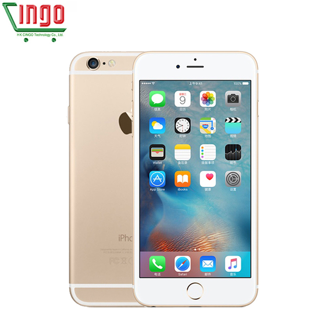 New Original Unlocked Apple iPhone 6s Six-Core 12MP Camera Cell Phone 4.7′ IPS 2GB RAM 16/32/64/128GB ROM IOS9 LTE 1715mAh