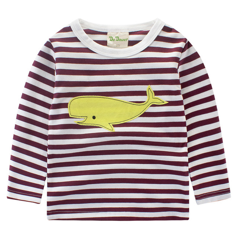 Spring Autumn Boys And Girls Cotton Shirts Children Cartoon Shirt For Kids Chothes Blouse Casual Cute Comfortable Clothing