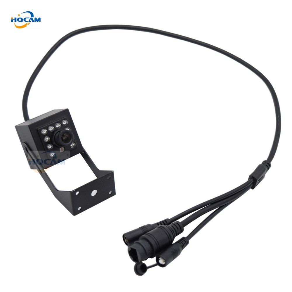 HQCAM 720P 960P 1080P Audio Mini IP Camera Indoor Surveillance Home Security Camera Onvif Infrared Night Vision APP CamHi