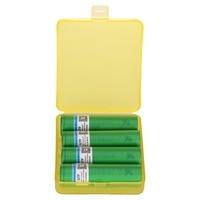 GTF 4 шт. 3,7 В 18650 Батарея 3000 мАч VTC6 литий-ионная Батарея для US18650VTC6 30A для электронной сигареты + 1 шт. 18650 Батарея коробка