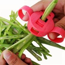 Bean-Slicer Cutter Runner-Beans Peeler Shredder Green for Hot Designed Just