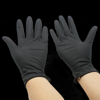 1Pair Hair Technician Gloves Thicker Rubber Gloves durable anti-slip Beauty salons Hairdressing Hair Care Styling Tools Hot