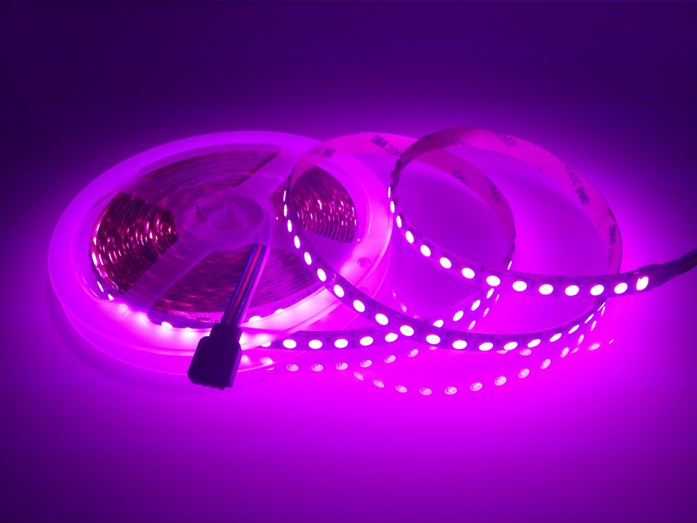 Highlight 5050SMD Led Strip, 120Led/m Flexible White/Warm White/Red/Green/Blue/RGB Led Light DC12V For Home decoration