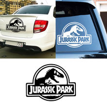 Cool Design Dinosaur Jurassic Park Car Stickers And Decals On The Cars Wrap Vinyl Deca Motorcycle Car-Styling Decor Accessories(China)