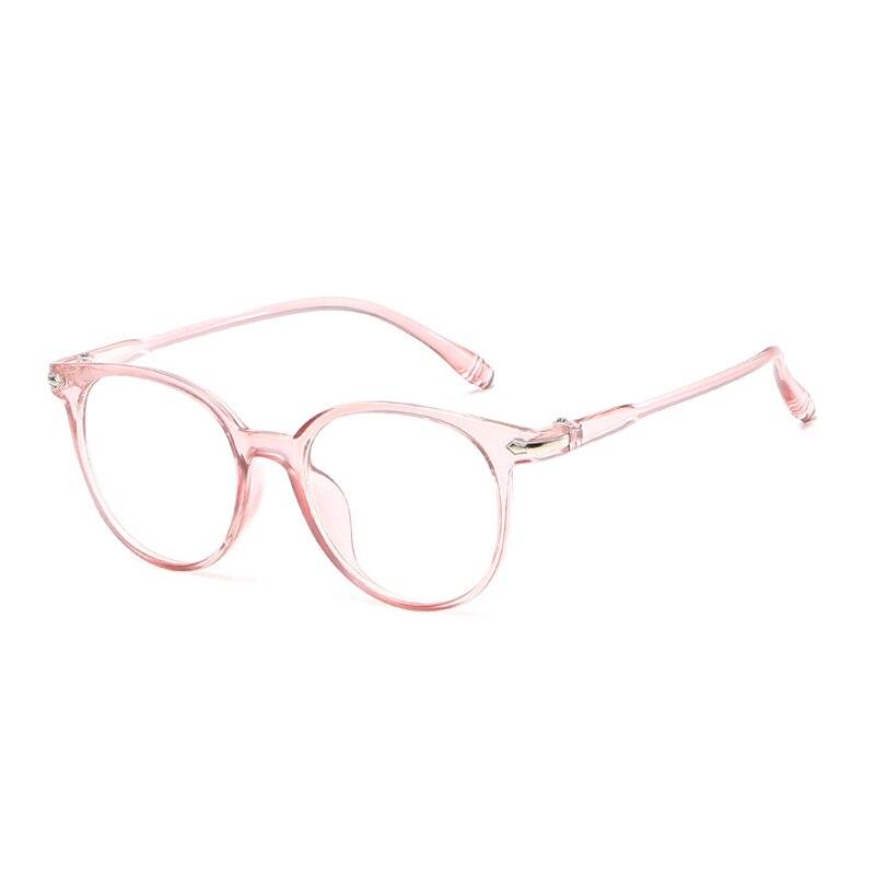 8540c3622a Dropwow Clear Lens Cat Eye Glasses Frame Women Fashion Oversized ...