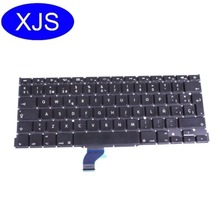 A1502 Keyboard Spanish For Macbook Pro Retina 13″ A1502 ME864 ME865 ME866 Spanish/Spain Keyboard SP Keyboard