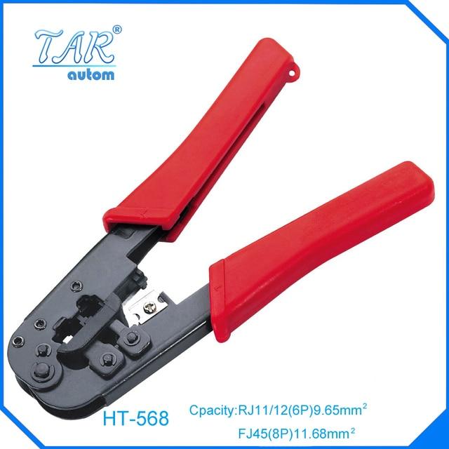 Multifunctional Tool Crimp RJ45 RJ11/ Wire Cable Crimper Crimp PC ...