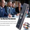 2019 новейшая мода T8 мгновенный голосовой переводчик Мини Портативный Bluetooth Беспроводной интеллектуальный переводчик 40 языков горячая распр...