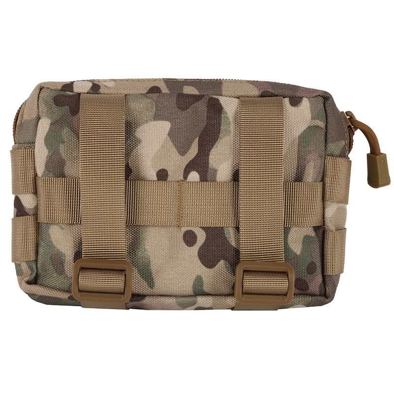 Hunting Bags & Holsters 600d Nylon Waterproof Mini Bag Airsoft Tactical Military Molle Small Utility Pouch Edc Bag Open Gear Tools Pouch Case Pouches
