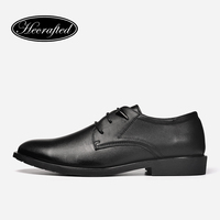 Size 37 46 Natural Cow Leather Men Oxfords Hecrafted Brand Business Wedding Dress Shoes 998