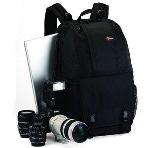 """Image 3 - Mochila Digital Lowepro Fastpack 350 para cámara réflex Digital, 15,4 """", con cubierta para todo tipo de clima, venta al por mayor"""