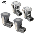 4PCS High Quality PDC Parking Sensor Parktronic For Mitsubishi Pajero Montero Outlander Grandis Sport 8651A056HA MR587688