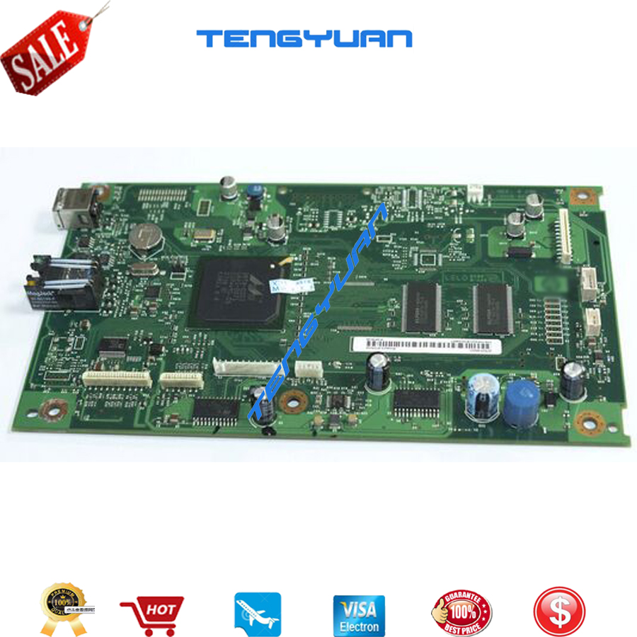 Free shipping 100% tested Formatter board for HP3052 formatter board Q7528-60001 printer parts on sale free shipping for acer tmp453m nbv6z11001 ba50 rev2 0 motherboard hm77 tested