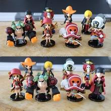 Anime mini One Piece font b Action b font font b Figure b font Luffy Roronoa