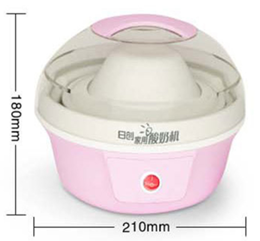 220V Electric Yogurt machine Natto Rice Wine Maker Machine Multi function Machine Household Yogurt Maker Machine EU/AU/UK/US purple yogurt makers rice wine natto machine household fully automatic yogurt glass sub cup liner multifunctional kitchen helper