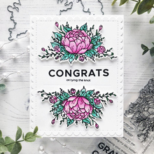 YaMinSanNiO Flower Dies and Stamps Bloom for Card Making Leaf Metal Cutting Dies Scrapbooking Clear Stamps Stencils New 2019