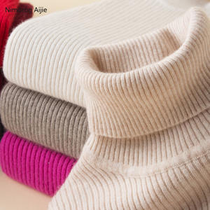 Autumn Winter sweater women turtleneck Cashmere sweater women pullover women knitwear sweater winter tops 2019new pink Plus Size