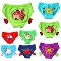 Nova marca Maiôs Biquíni Meninas de natação troncos das Crianças cuecas Meninos Swimwear Do Bebê Menina Natação Shorts Pant