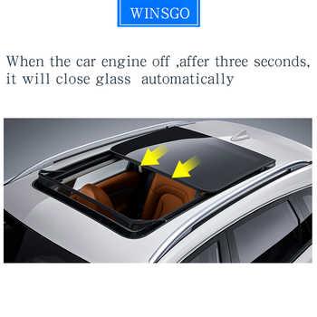 WINSGO Car Auto Power Sunroof Glass Closer Automatically close For Kia KX5/K5/K2/K3 Small Sunroof+Free shipping
