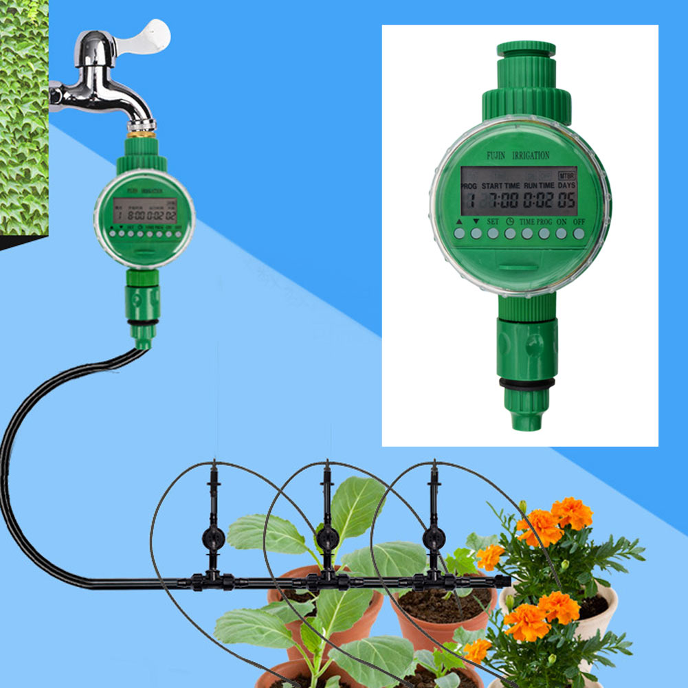 intelligent automatic plant irrigation The best irrigation supplies  garden family smart flower water irrigation timer intelligent automatic indoor plant drip watering us$4999.