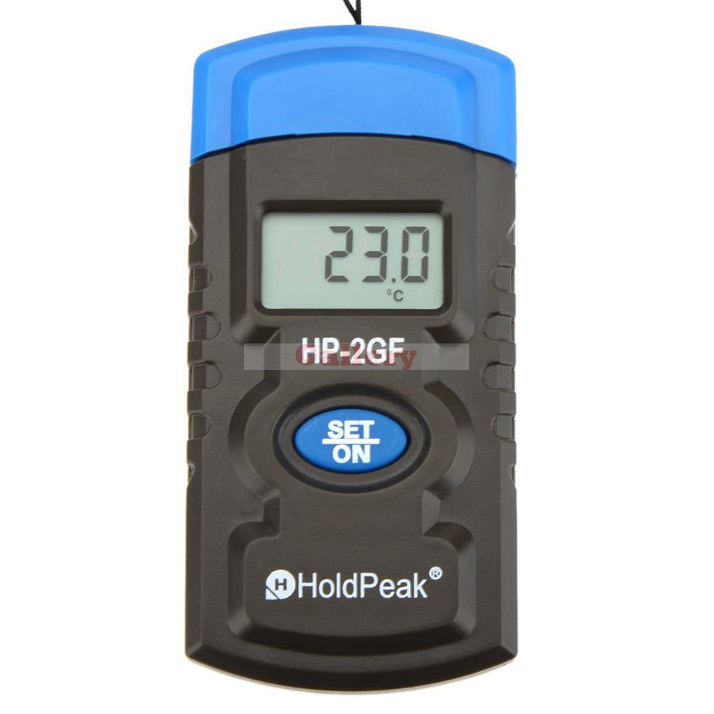 Holdpeak Hp-2gf 3 Mini Lcd Digital Thermometer Temperature Meter Sensor Tester with K Type Thermocouple Car Digital Thermometer center 307 temperature thermometer with digital mini compact size