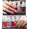 Hot Sale Women Gel Matte Nail Enamel Polish Long Lasting UV Led Dull Nail Polish Milk Bottle Design 30 Color
