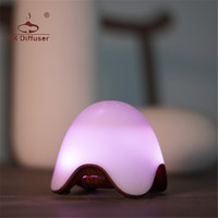 GX Diffuser Mini USB Electric Battery Fragrance LED Night Light Lamp Rechargeable For LivingRoom Yoga
