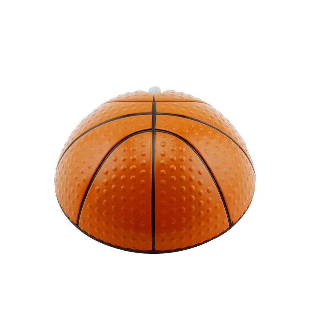 VOBERRY trend 2,4G фотоэлектрическая креативная Беспроводная баскетбольная мышь эргономичная 3D оптическая Спортивная мышь в форме баскетбола для ноутбука-2