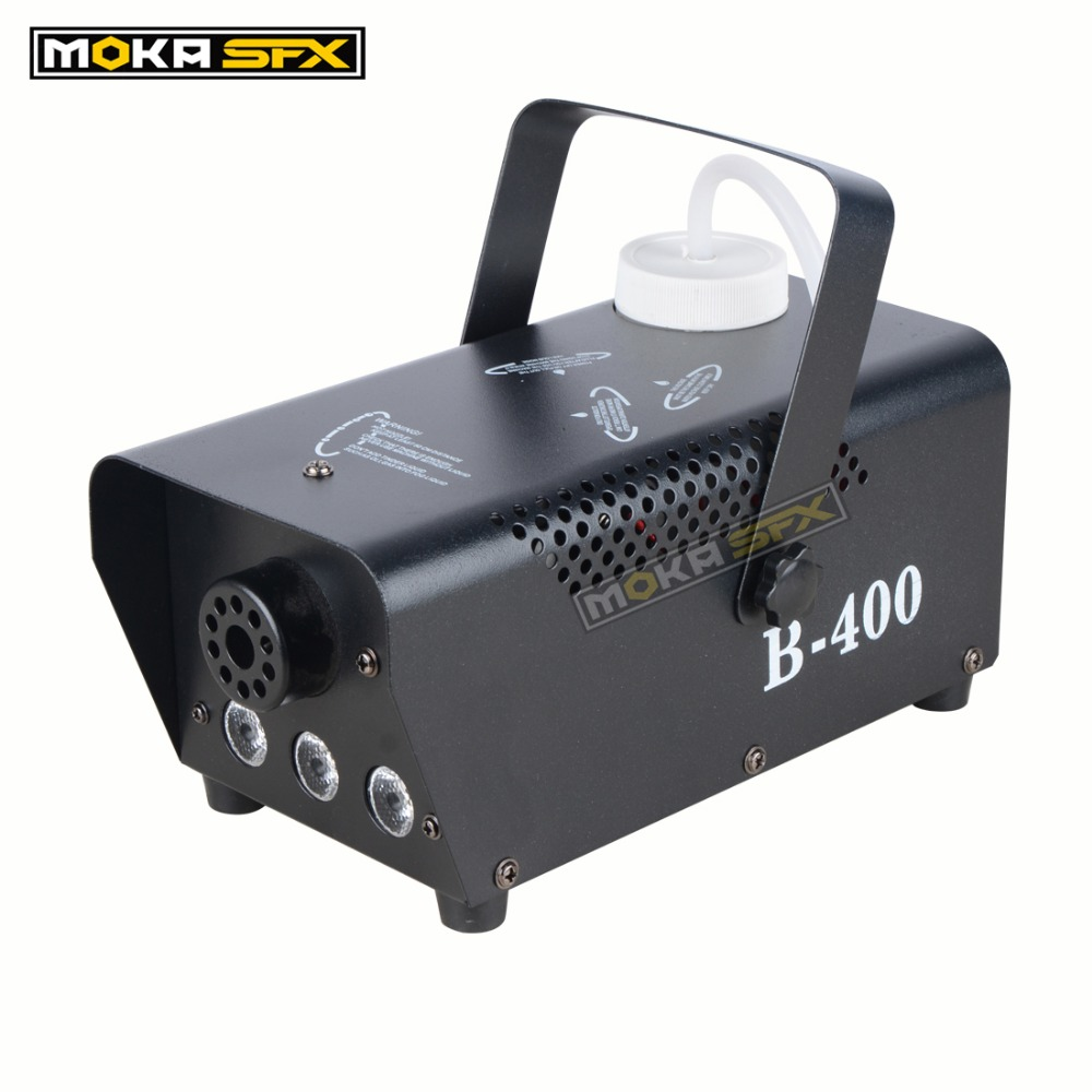 400w Led Mini Smoke Generator Led Fog Machine Stage Equipment400w Led Mini Smoke Generator Led Fog Machine Stage Equipment