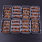 40pcs  Lures Fly Fis...