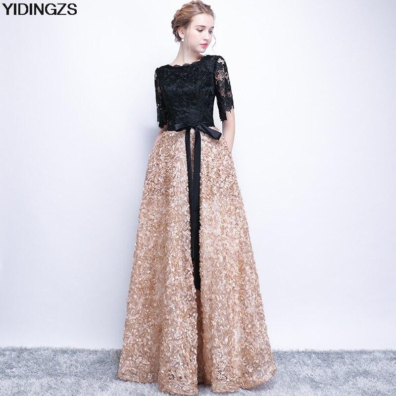 yidingzs-novo-vestido-de-noite-preto-com-khaki-cor-do-laco-do-assoalho-comprimento-vestidos-longos-festa-de-formatura