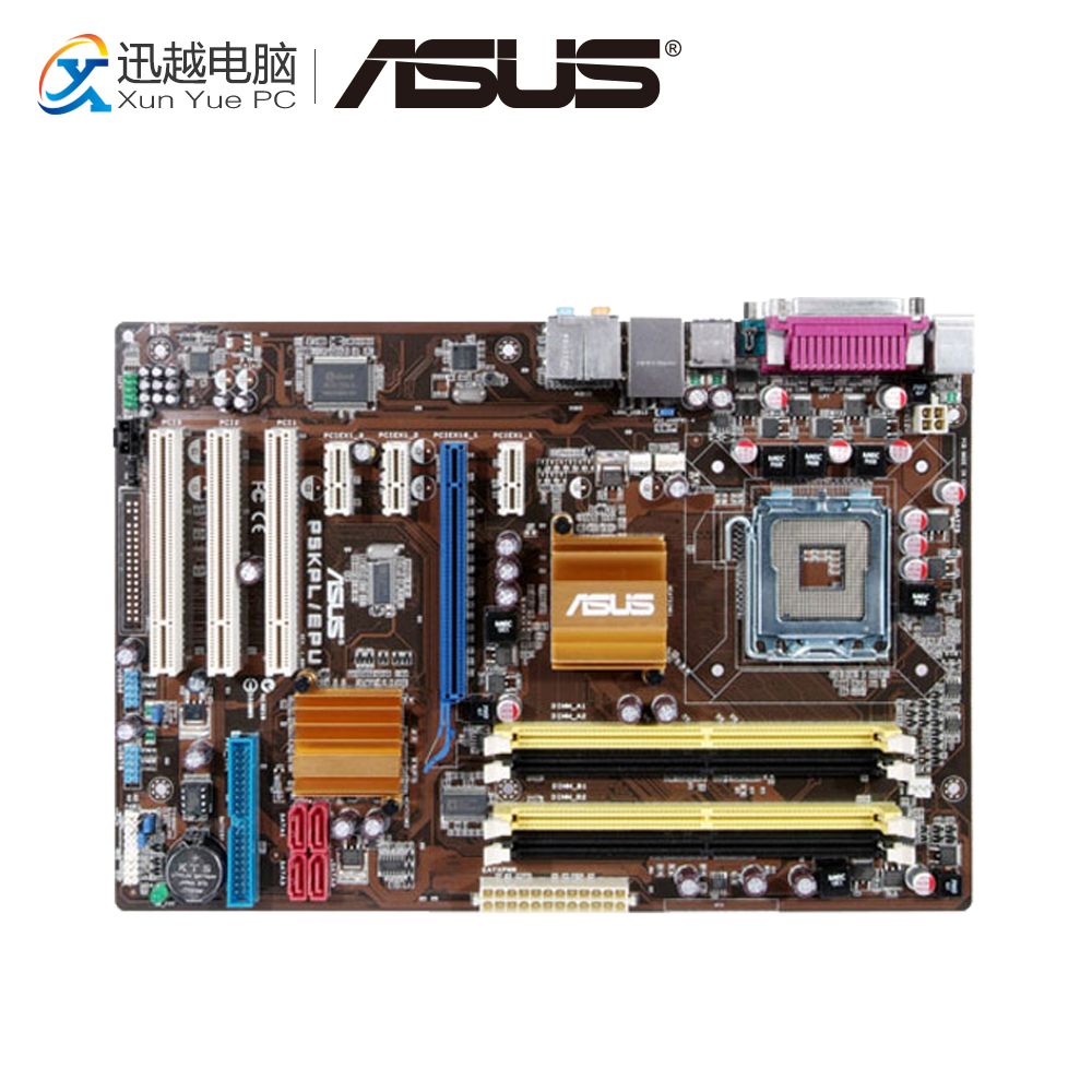 Asus P5KPL/EPU Desktop Motherboard P5KPL G31 Socket LGA 775 DDR2 ATX On Sale