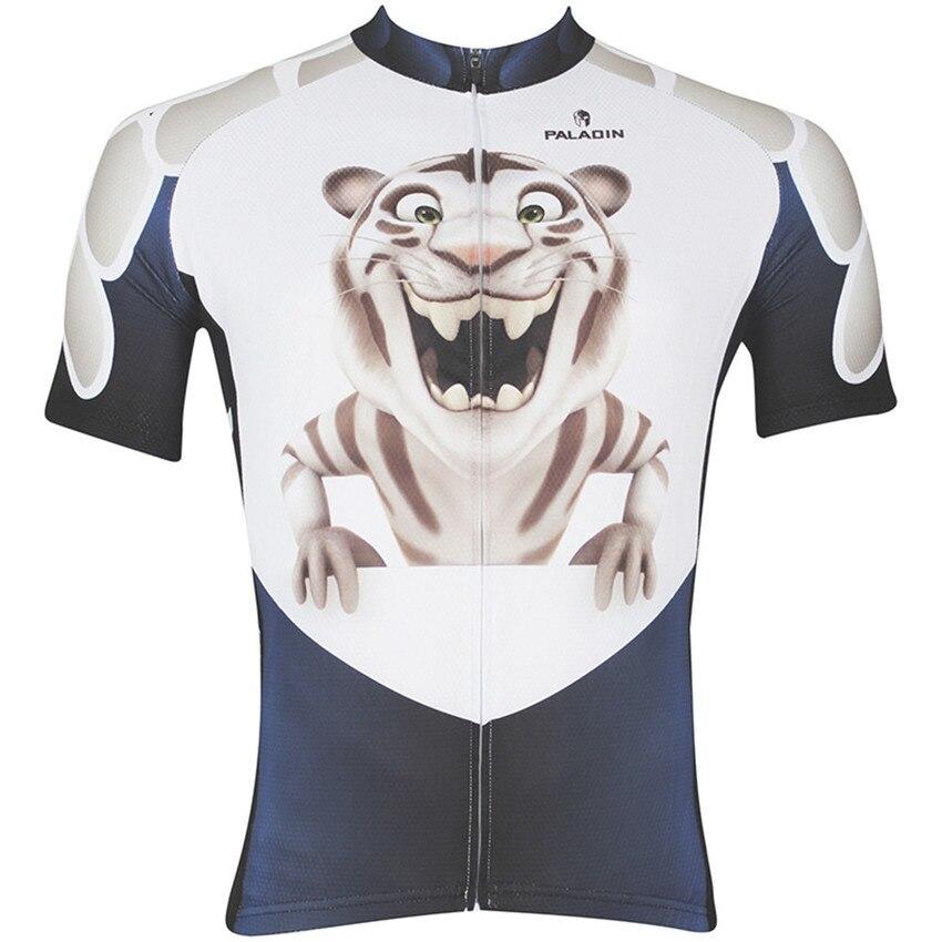ILPALADINO Cycling-Jersey Beer Bike-Wear Summer NEW Men Men's Red/white
