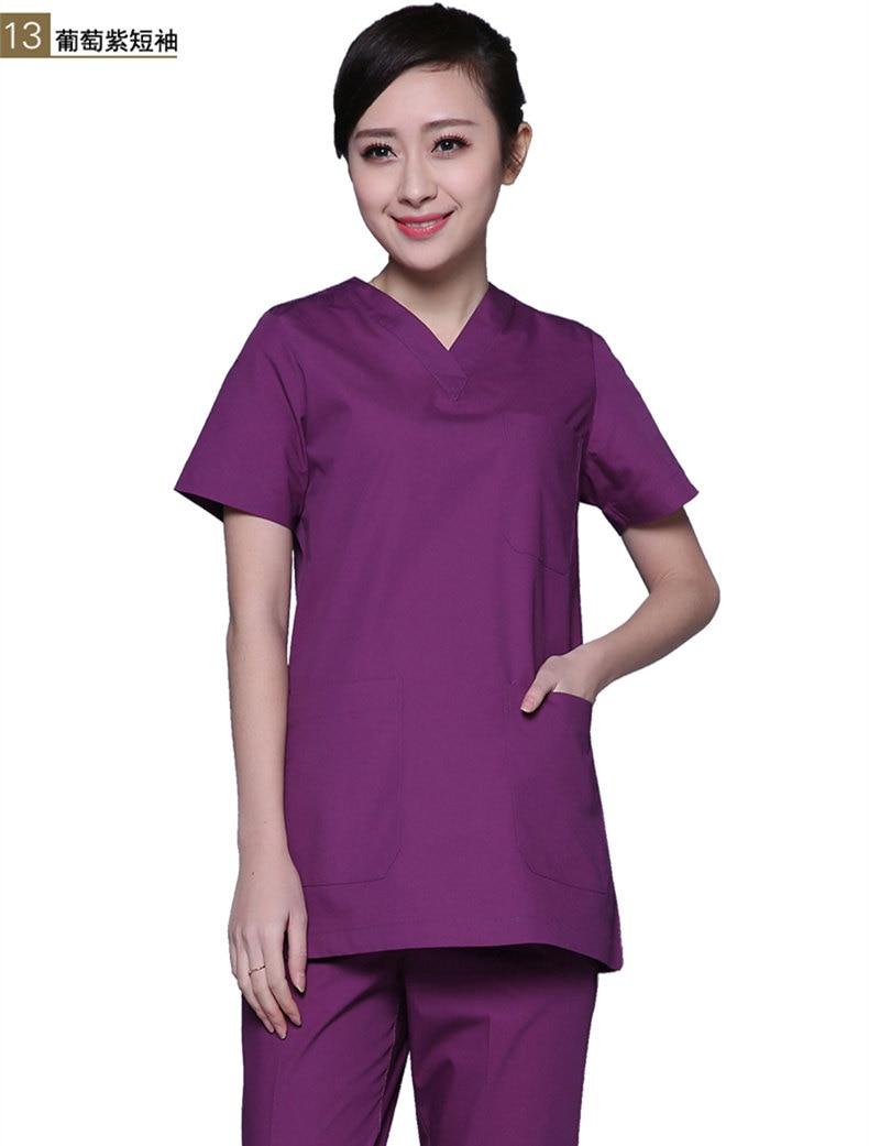 2019 year lifestyle- Nurse stylish uniform dresses